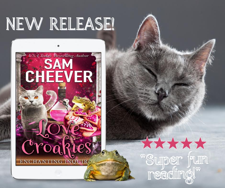 Love Croakies new release